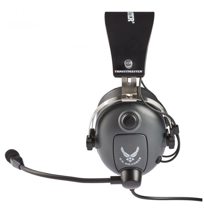 Gaming Headset T Flight  U.S Air Force Edition PS4/XBOX/PC_4