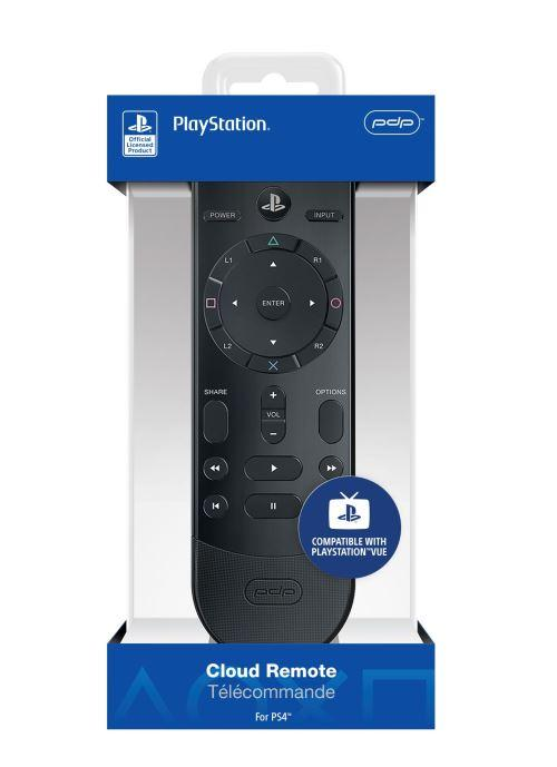 Official Cloud Remote PS4