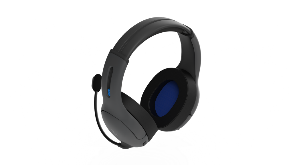 Official Playstation Wireless Headset LVL50 PS4 / PS5 Black_2
