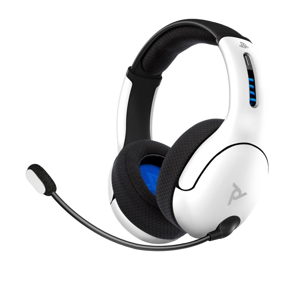 Official Playstation Wireless Headset LVL50 PS4 / PS5 White_2
