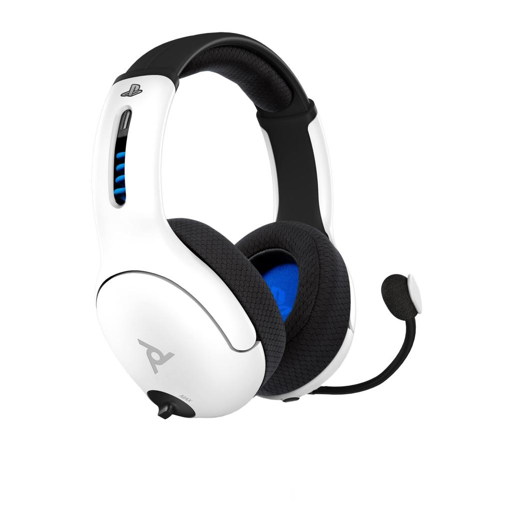 Official Playstation Wireless Headset LVL50 PS4 / PS5 White_3