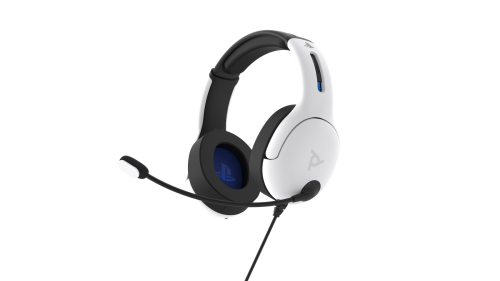Official Playstation Wired Headset LVL50 PS4 / PS5 White
