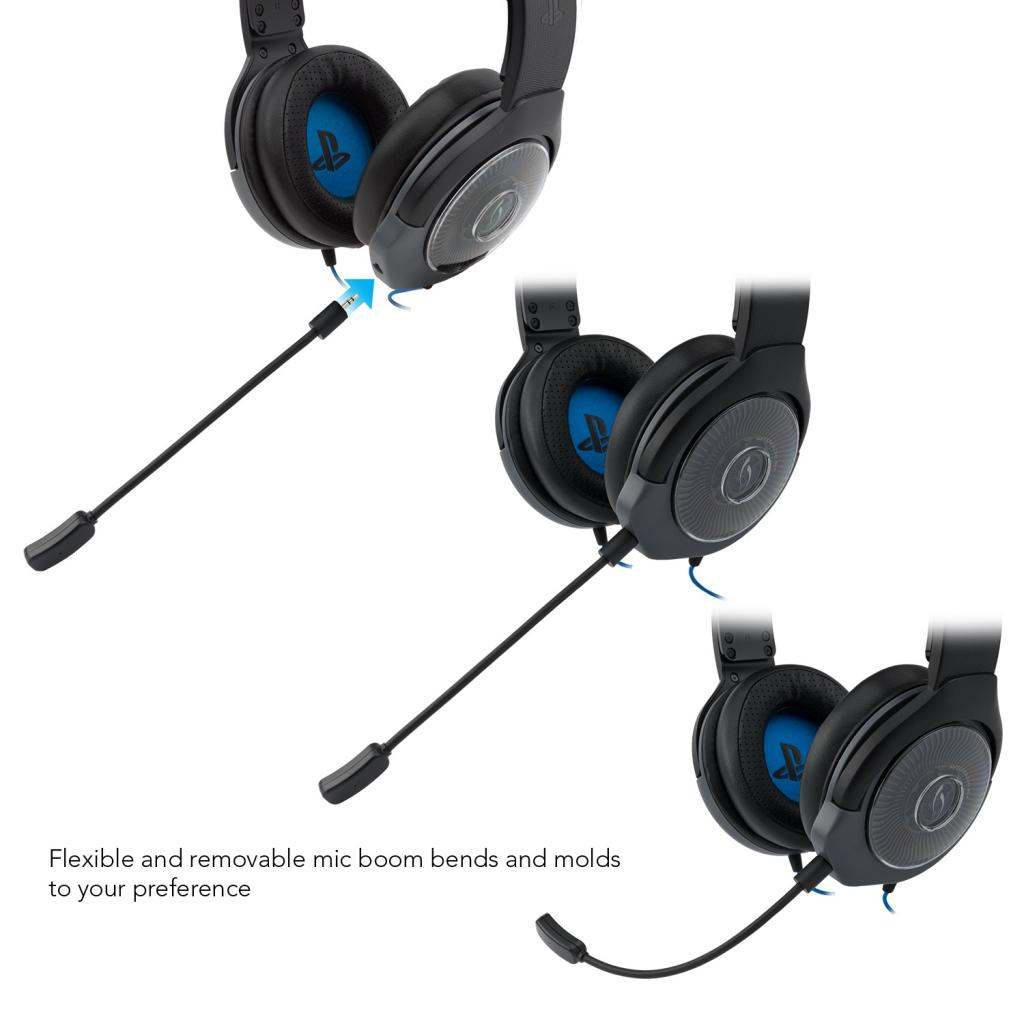 Afterglow - Official Playstation Wired Stereo Headset AG6 Black_4