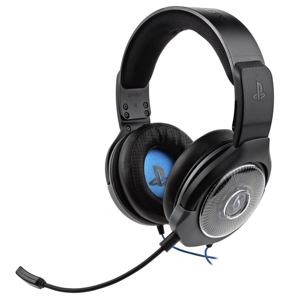 Afterglow - Official Playstation Wired Stereo Headset AG6 Black_6