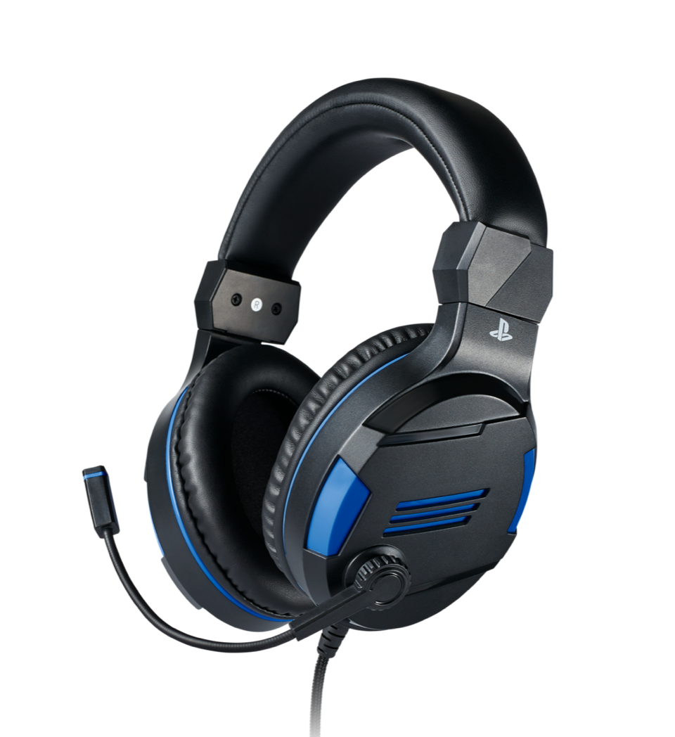 Official Playstation Gaming Headset V3 for PS4 - Bigben_1