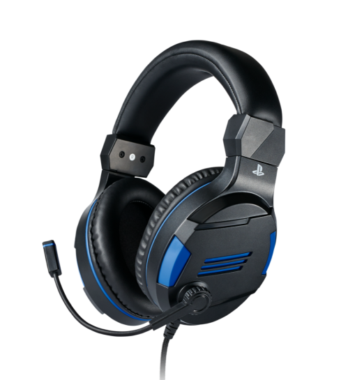 Official Playstation Gaming Headset V3 for PS4 - Bigben