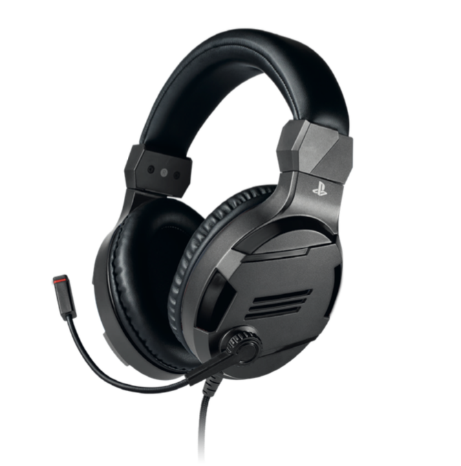 Official Playstation Gaming Headset V3 Titan for PS4 - Bigben