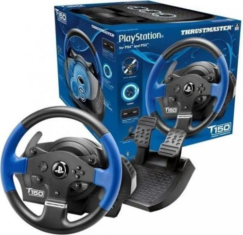 T150 Racing Wheel Official Sony PS5/PS4/PS3/PC (Thrustmaster)
