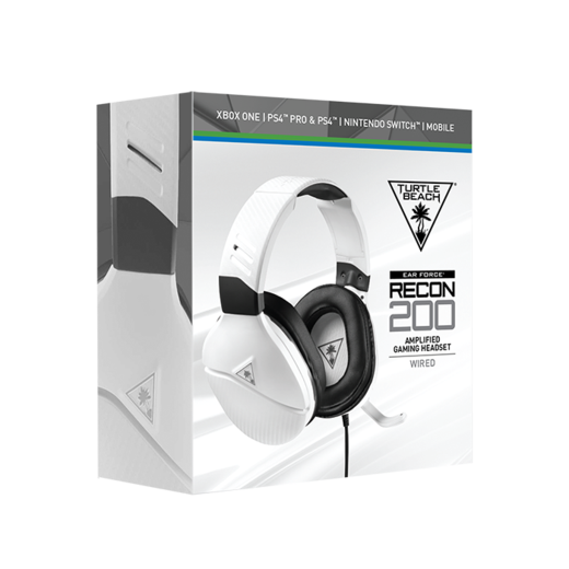 Turtle Beach - Ear Force RECON 200 White (PS4/XBONE/SWITCH/PC/MOBILE)_1