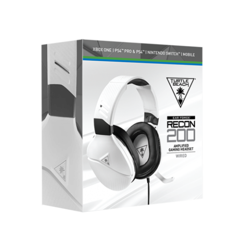 Turtle Beach - Ear Force RECON 200 White (PS4/XBONE/SWITCH/PC/MOBILE)