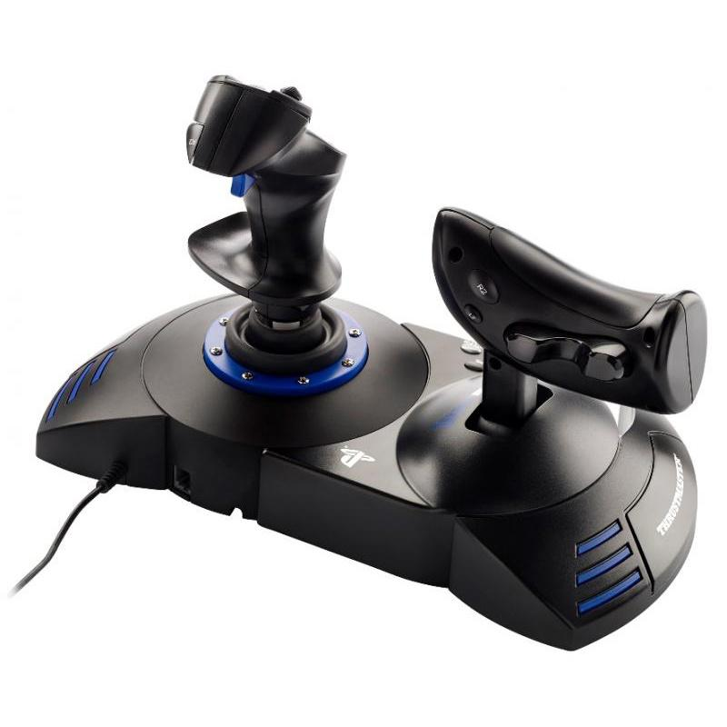 T Flight Hotas 4 PS4/PC ( Joystick + Gaz Throttle ) Thrustmaster_1