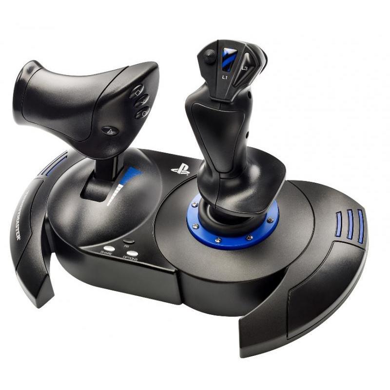 T Flight Hotas 4 PS4/PC ( Joystick + Gaz Throttle ) Thrustmaster_3
