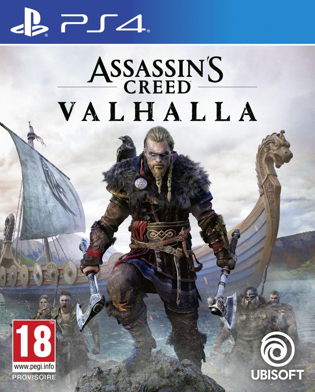 Assassin's Creed Valhalla - UPGRADE PS5 free_1