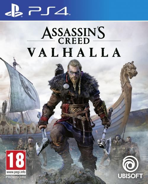 Assassin's Creed Valhalla - UPGRADE PS5 free