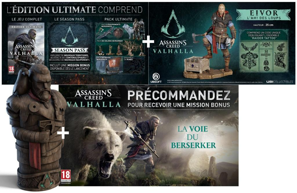 Assassin's Creed Valhalla Ultimate + Edition - UPGRADE PS5 free_4