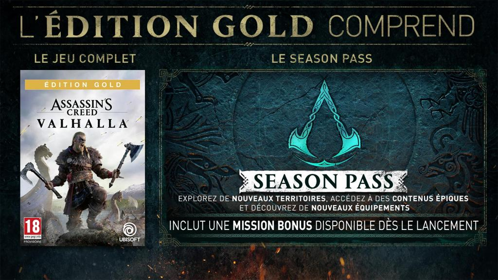 Assassin's Creed Valhalla Gold Edition  - UPGRADE PS5 free_2