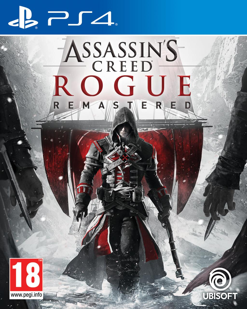 Assassin's Creed Rogue HD