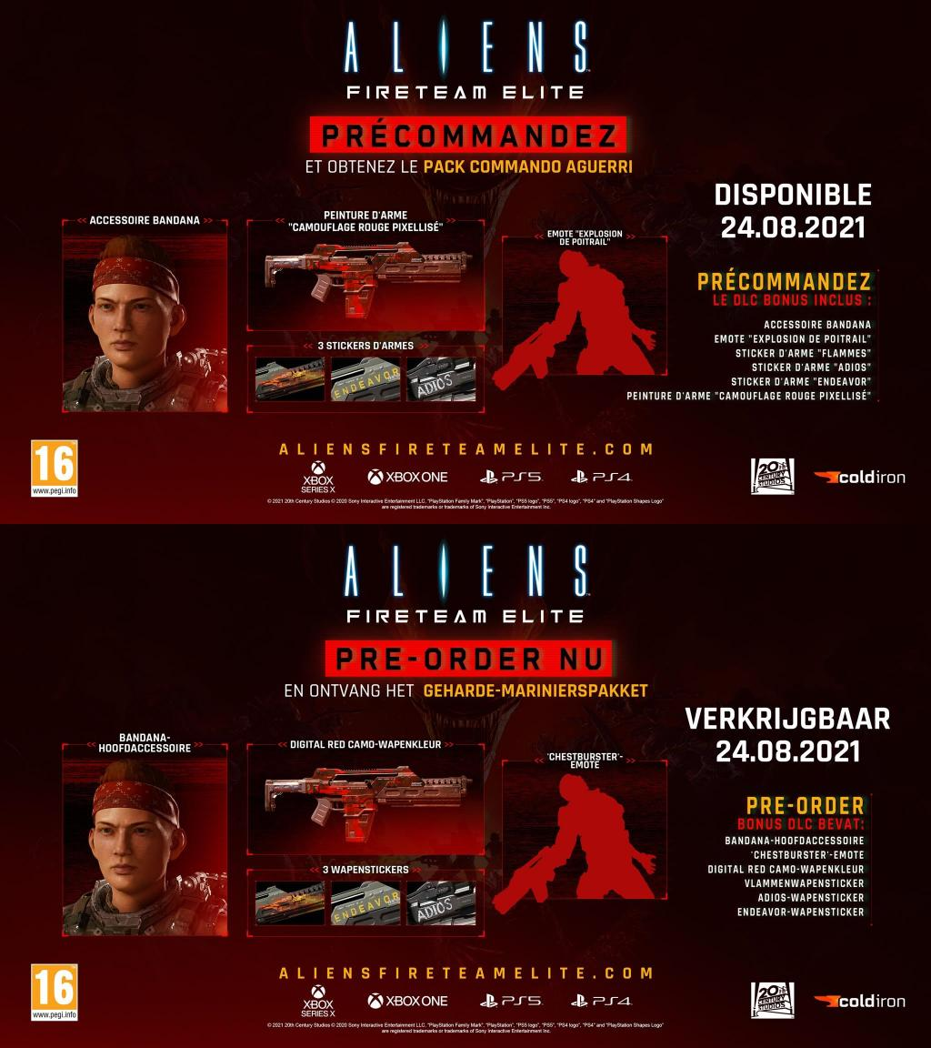 Aliens: Fireteam Elite - Upgrade PS5_2