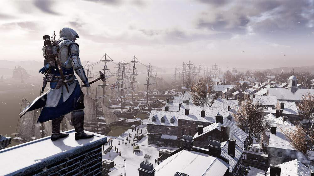 Assassin's Creed 3 + Assassin's Creed Liberation Remastered_3