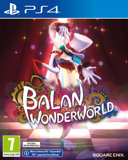 Balan Wonderworld - PS5 UPGRADE