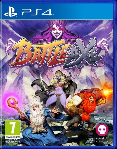 Battle Axe (BOX UK)