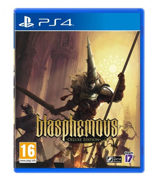 Blasphemous - Deluxe Edition