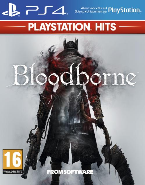 Bloodborne HITS (PS4 Only)