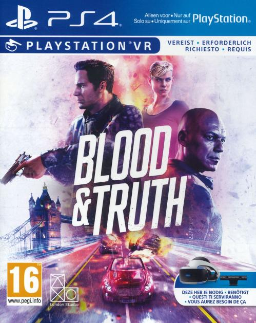 Blood and Thruth (Playstation VR )