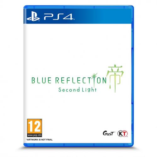 Blue Reflection Second Light - JPN (voice) - UK (box & text)