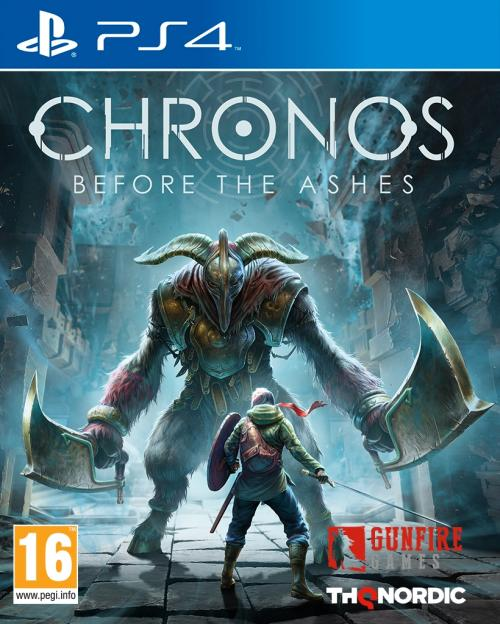 Chronos - Before the Ashes