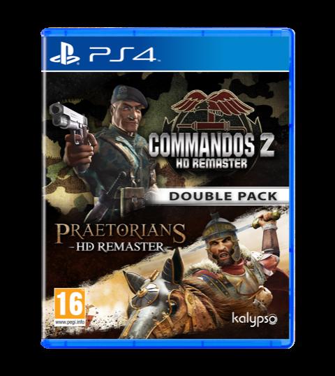 Commandos 2 & Praetorians: HD Remaster Double Pack_1