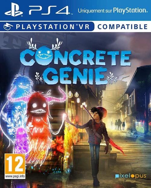 Concrete Genie (compatible Playstation VR )