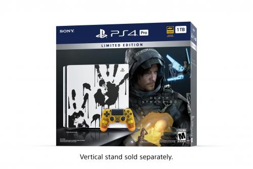 Console PS4 PRO - 1To - Death Stranding - Limited Edition