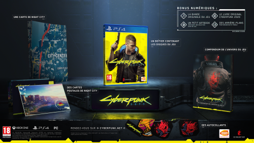 Cyberpunk 2077  Day One Edition
