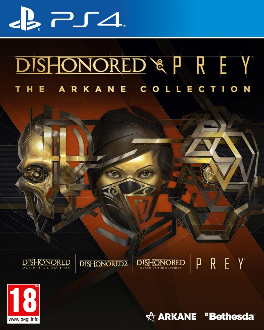 Dishonored and Prey : The Arkane Collection_1