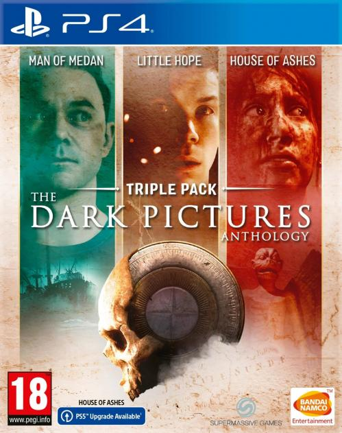 The Dark Pictures Anthology - Triple Pack (PS5 Upgrade Available)