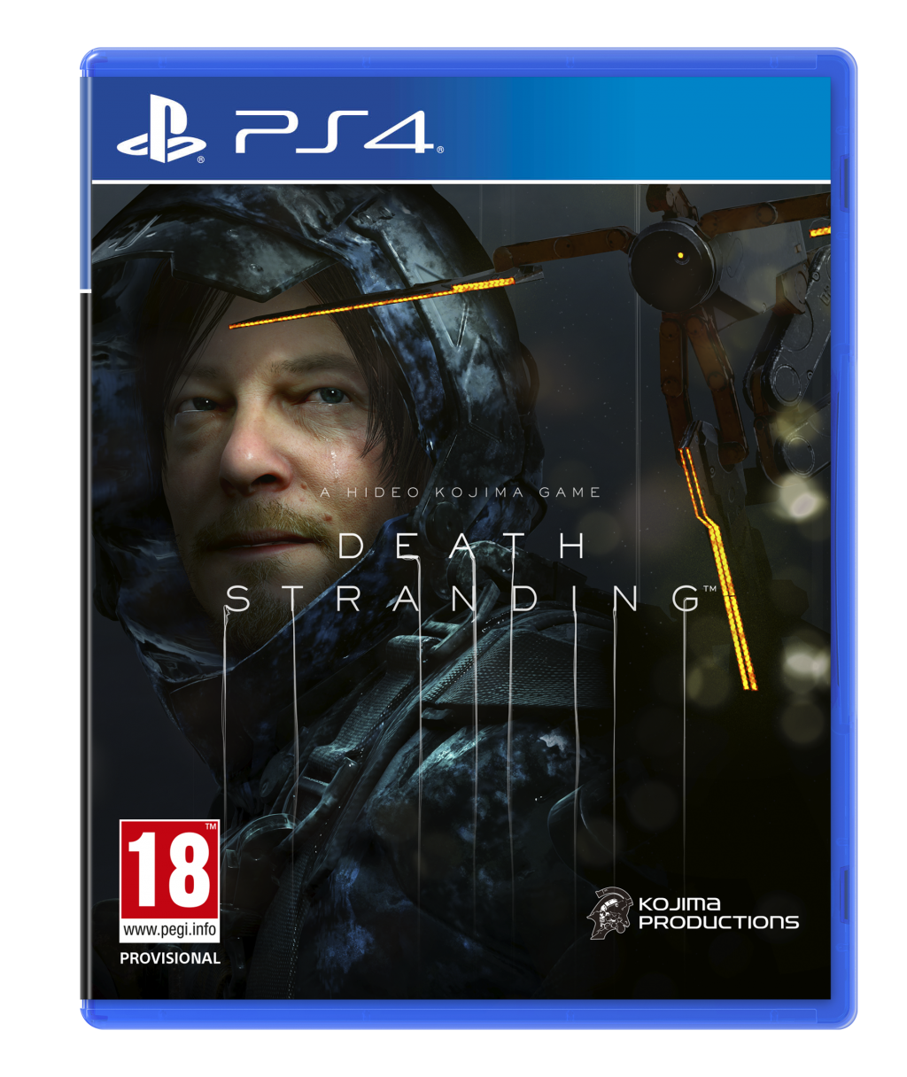 Death Stranding (PS4 Only)_2