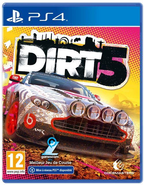 DIRT 5 - Day One Edition - UPGRADE PS5 free