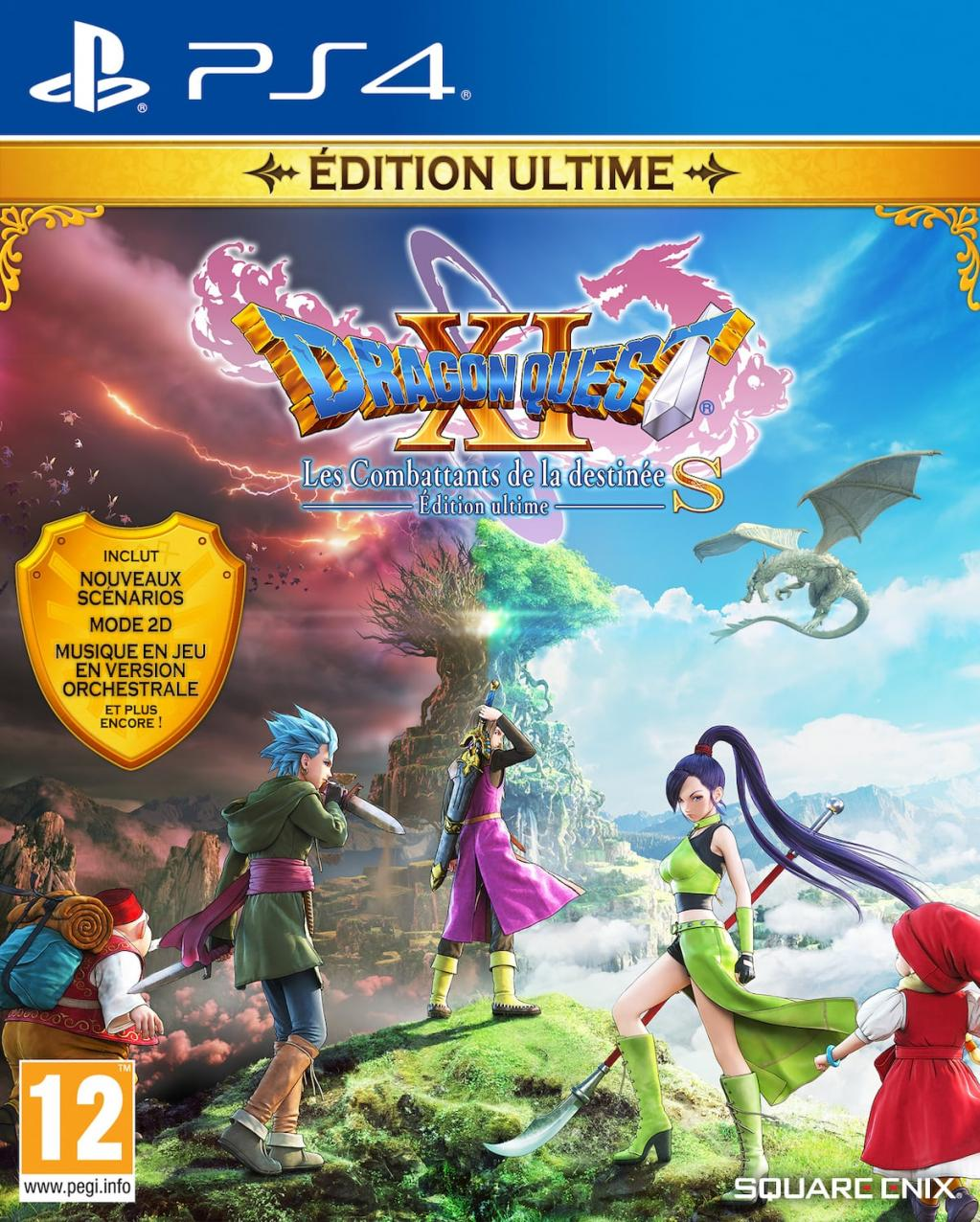 Dragon Quest XI : Edition Ultime_1