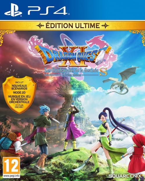 Dragon Quest XI : Edition Ultime