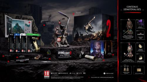 Dying Light 2 - Stay Human Collector's Edition (PS5 Upgrade)