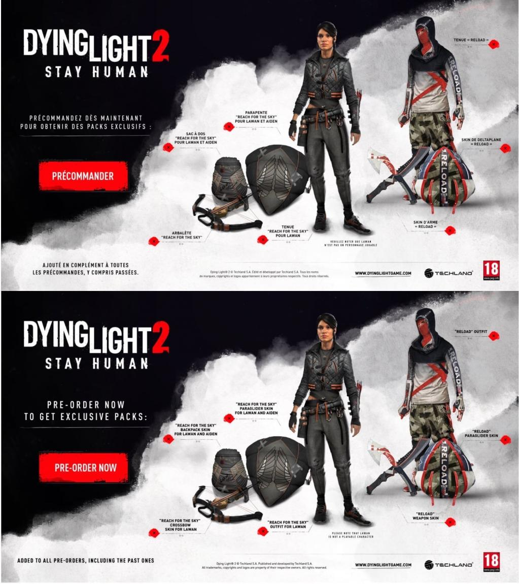 Dying Light 2 - Stay Human ( PS5 UPGRADE)_2