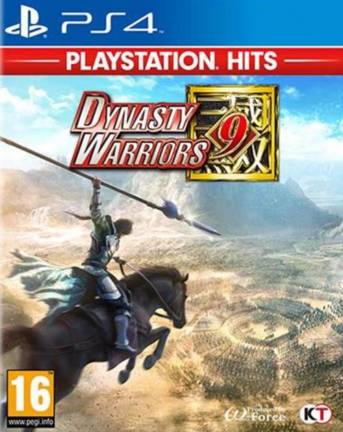 Dynasty Warriors 9 PlayStation HITS (JPN & UK voice)
