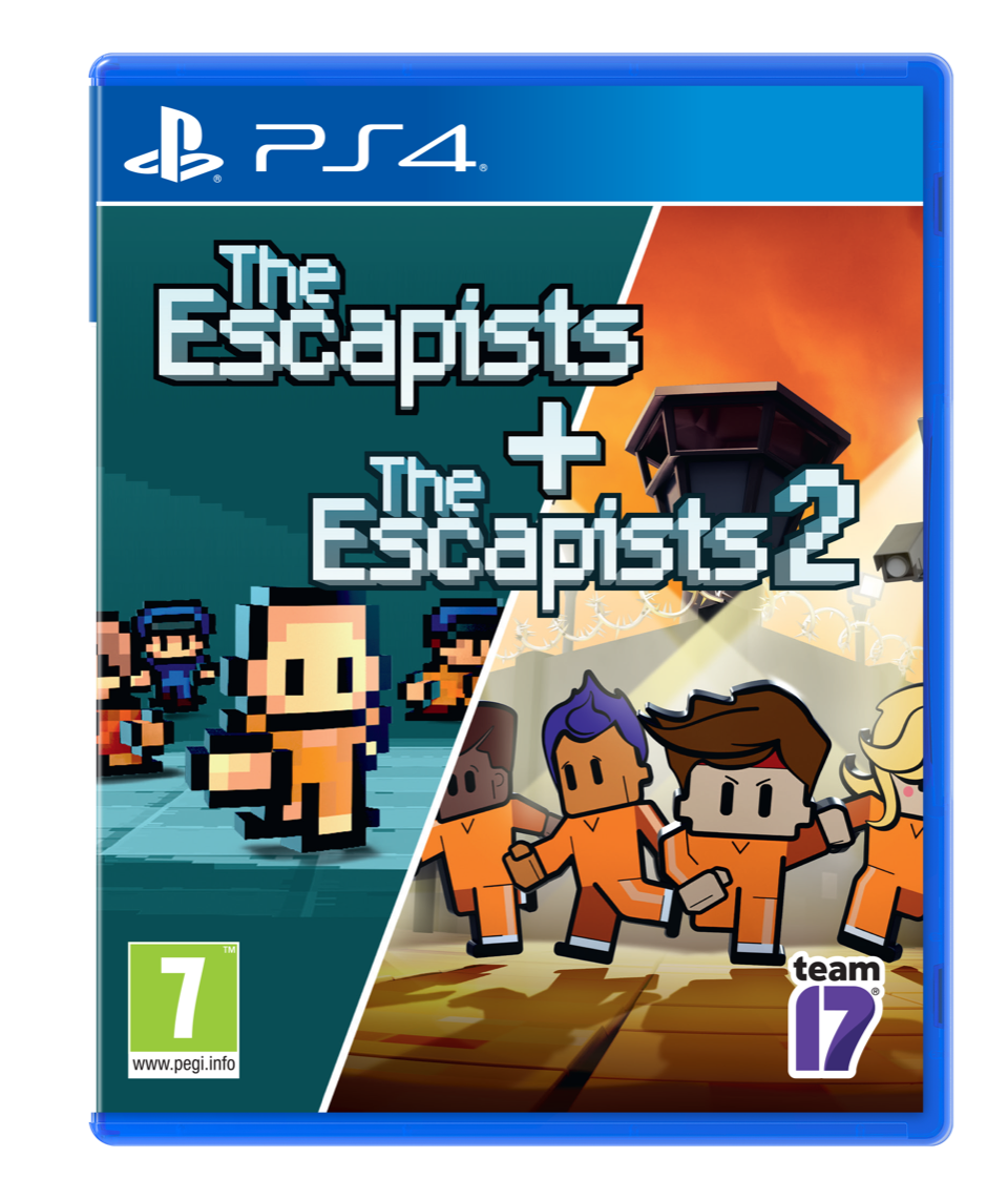 THE ESCAPISTS DOUBLE PACK – THE ESCAPISTS 1 & THE ESCAPISTS 2