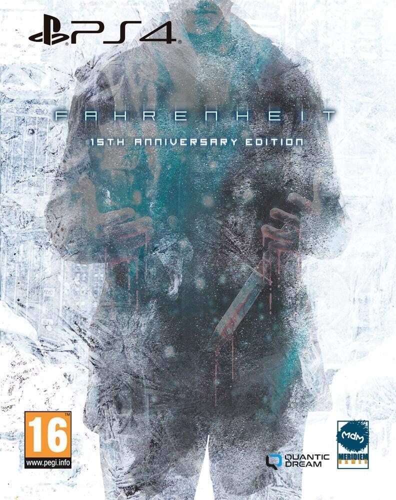 Fahrenheit 15 th Anniversary Edition_1
