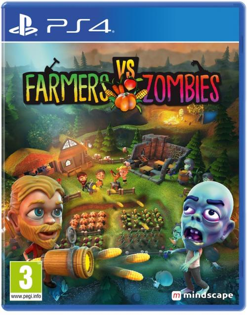 Farmers vs. Zombies