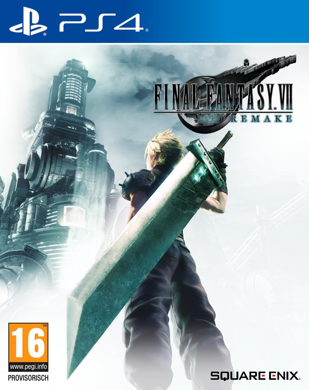 Final fantasy VII Remake_2