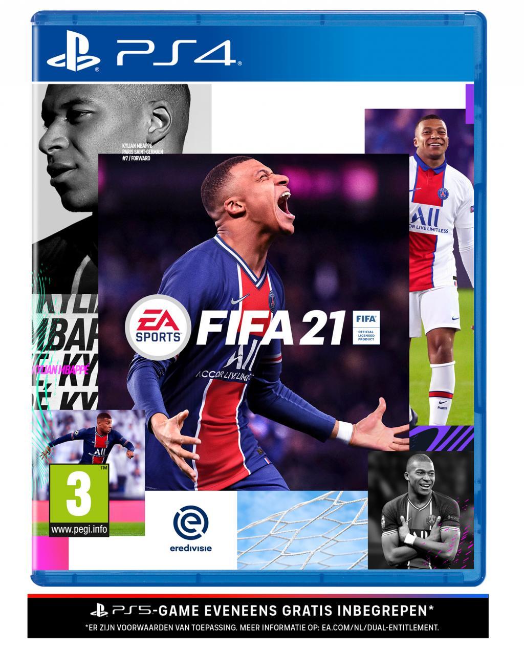 FIFA 21 - UPGRADE PS5 free_1