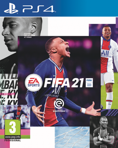 FIFA 21 - UPGRADE PS5 free