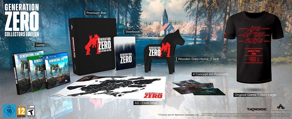 Generation Zero Collector Edition_1